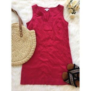   NY & Co.   Hot Pink Casual Dress
